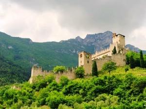 Burgen im Etschtal
