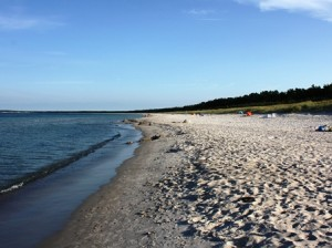 Ferienlager an der Ostsee