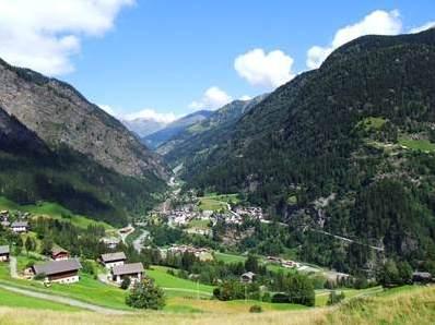 Hotel im Passeiertal in Südtirol