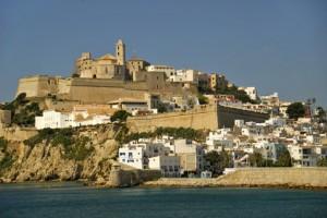 Ibiza Altstadt Dalt Vila