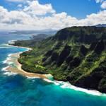 Napali Steilkueste Kauai
