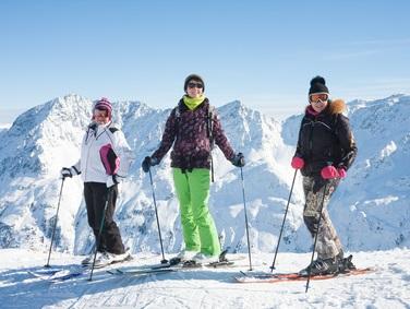 Skiurlaub am Arlberg