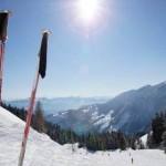 Wintersport Meran