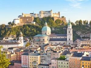 romantischer Kurztrip nach Salzburg